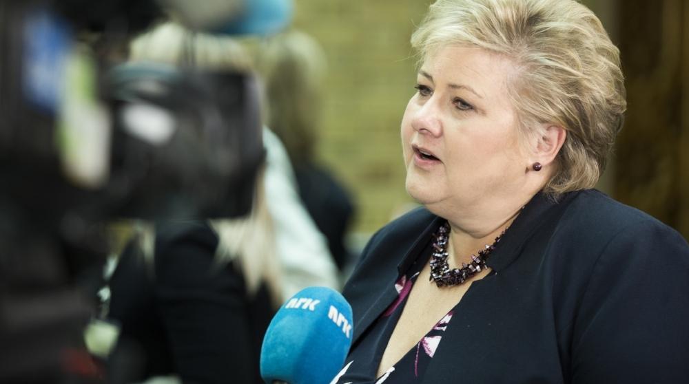 Russland nektet å ta tilbake en del av asylsøkerne Norge ønsket å sende dit, og den norske regjeringen måtte snu og realitetsbehandle asylsøknadene.  Foto: Stortinget