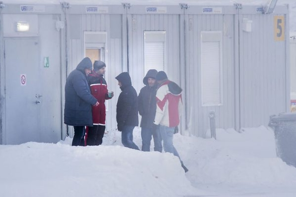 STORSKOG - Høsten 2015 kom omkring 5500 asylsøkere over den norsk-russiske grensen ved Storskog. Det førte til hasteinnstramninger og brudd på folkeretten.
