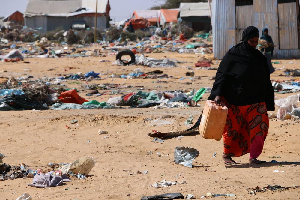somaliske flyktninger som kom til norge mellom 2012 og 2014 risikerer å måtte returnere til mogadishu.  foto: NRC/Christian Jepsen