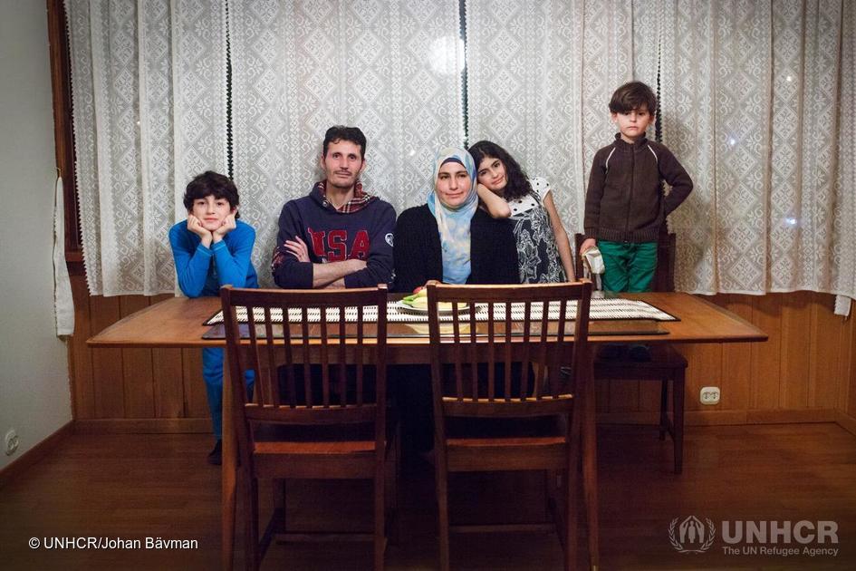 De aller fleste asylsøkerne får ikke arbeidstillatelse mens de venter på svar på asylsøknaden. foto: unhcr/johan bävman