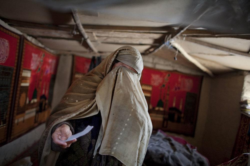 Mange kvinner som forteller at de har hatt utenomekteskapelig forhold og risikerer forfølgelse ved retur, blir ikke trodd av utlendingsmyndighetene.  foto:Espen Rasmussen