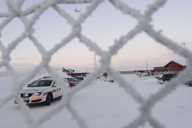 STORSKOG - Det er tilnærmet umulig for flyktninger å søke beskyttelse ved den norsk-russiske grensen ved Storskog.