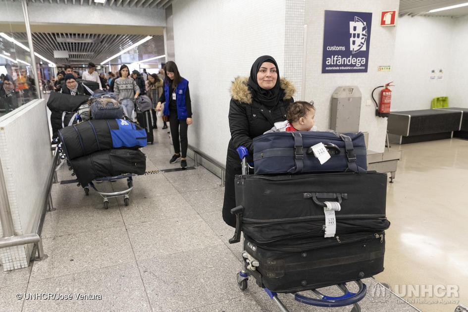 KVOTEFLYKTNINGER OG RELOKALISERTE ASYLSØKERE - I 2018 mottok Norge 2120 kvoteflyktninger gjennom FN, men ingen relokaliserte asylsøkere fra overbelastede land i Sør-Europa.