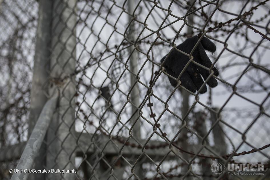 """STENGTE GRENSER - Europas """"løsning"""" for å håndtere asylankomster er å stenge grenser."""