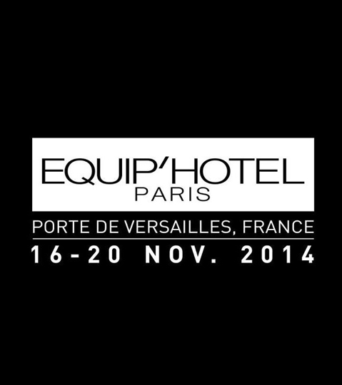 EQUIPHOTEL PARIS    Paris, France    Castlebrook is delighted to be an exhibitor at the 2014 EquipHotel Trade Show.    Date: 16th November - 20th November 2014    Please come and meet us in Hall 3, Stand No:E102    Contact our French Office for more details.    Email: info@castlebrook.fr   www.equiphotel.com