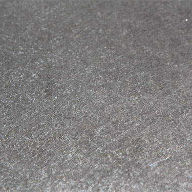 Custom Weathered Zinc