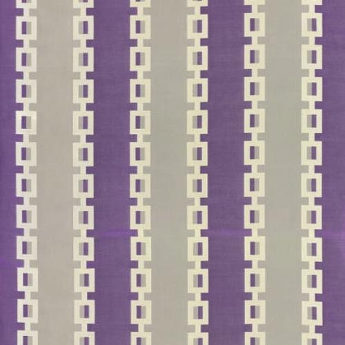 Aria Key Stripe AW1375Woven Plum