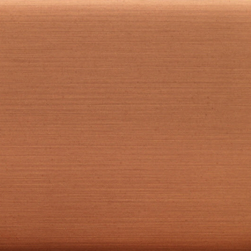 PURE – Red Brown BRUSHED