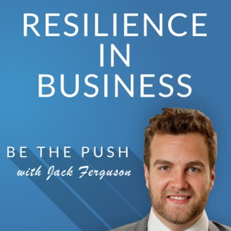 Demetrio Zema from Law Squared shares his startup and entrepeneurial knowledge with Jack Ferguson on Be the Push.