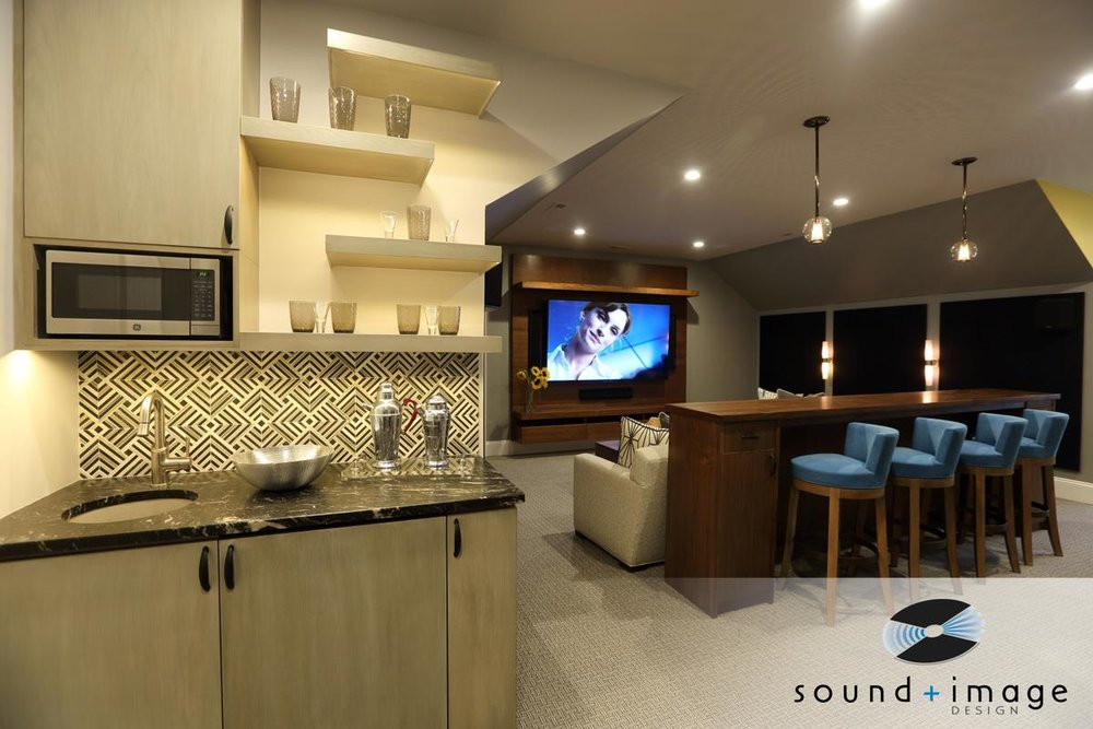 HomeTheater& Automation - Sound & Image DesignCabinetry & Construction, Inc.