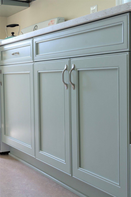 Sperryville, VA Kitchen — Warren Cabinets