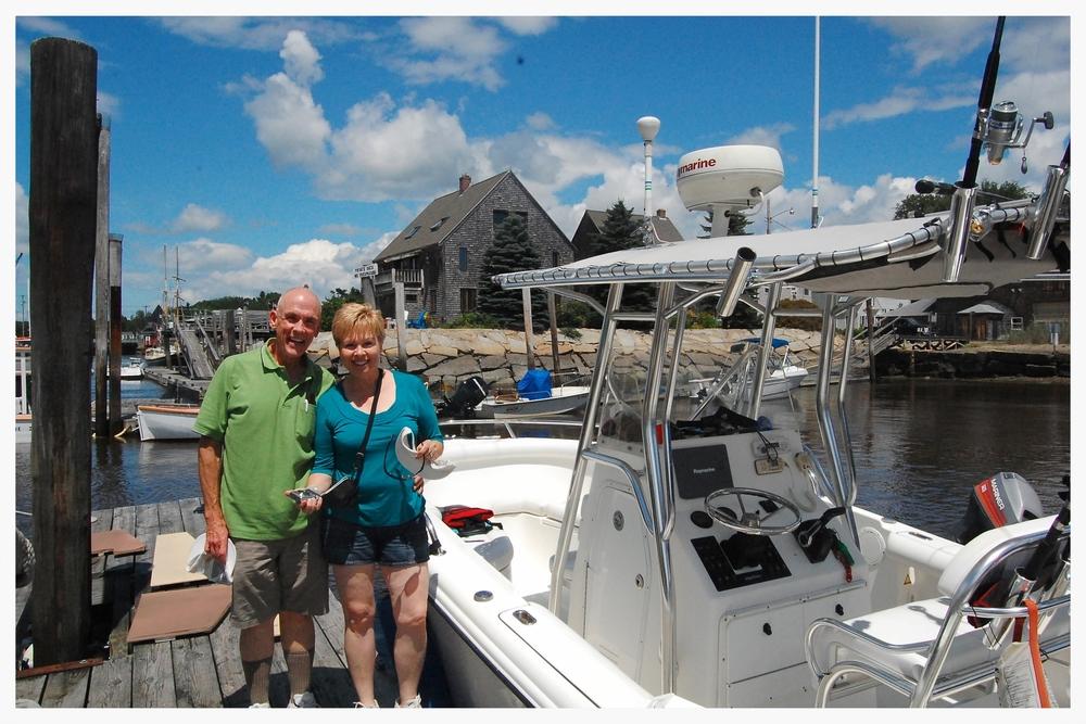 Scenic Private Cruises - Kennebunkport, Maine