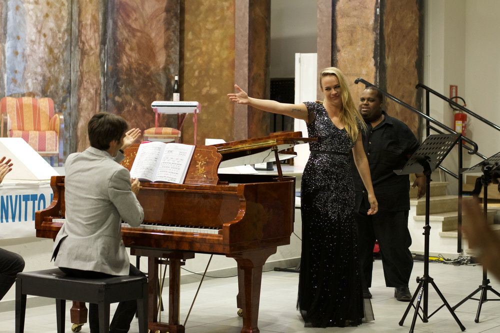 Concert with soprano  Desiree Dodson  and tenor  Limmie Pulliam