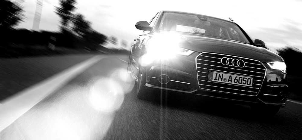 Audi A6 ultra - Opening film at the Paris Motor Show
