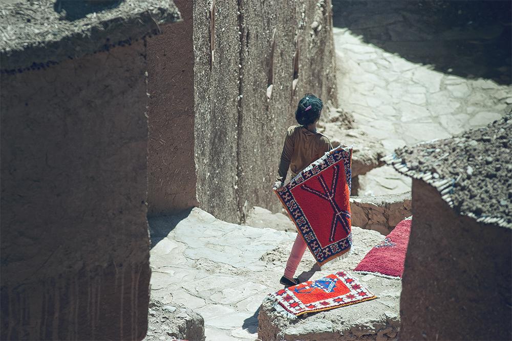 Morocco - Aït-Ben-Haddou