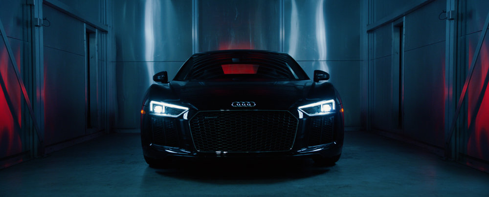 AUDI SPORT - WITH PRECISION TO PERFECTION
