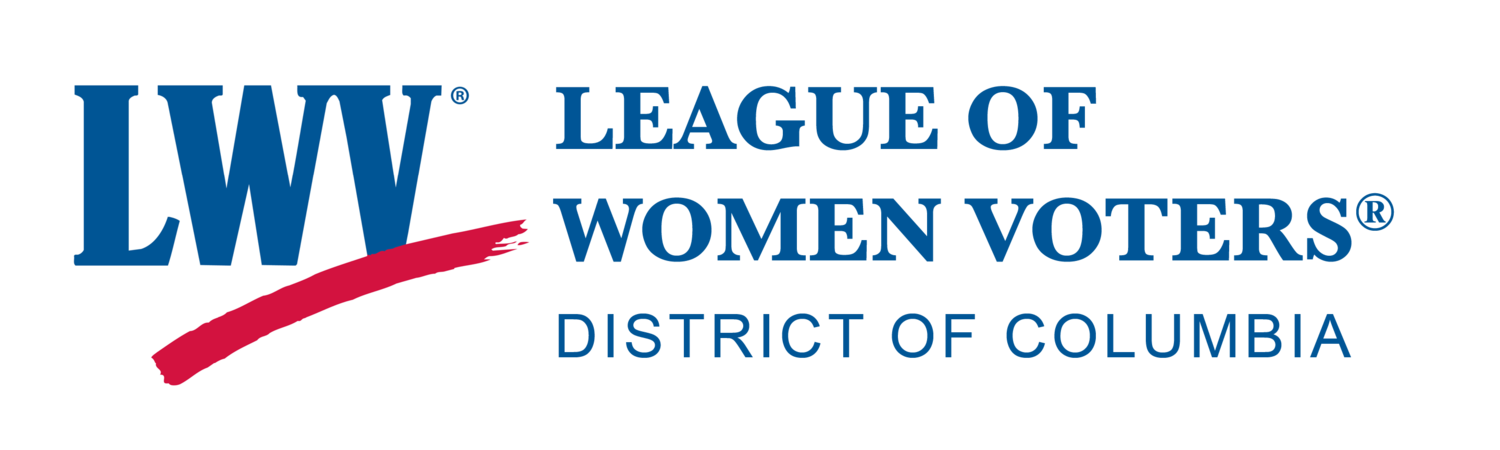 League of Women Voters of the District of Columbia