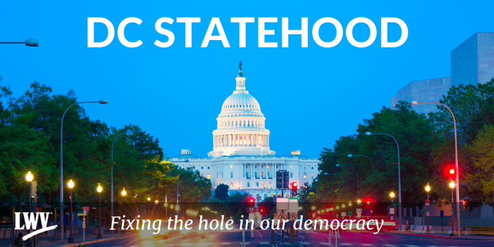 DC Statehood photo for twitter. - Perfect size for Twitter posts - the entire image will be shown in your post. Right click to save the image.