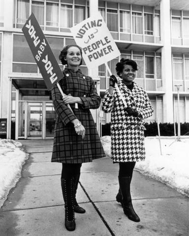 Black Women Voting
