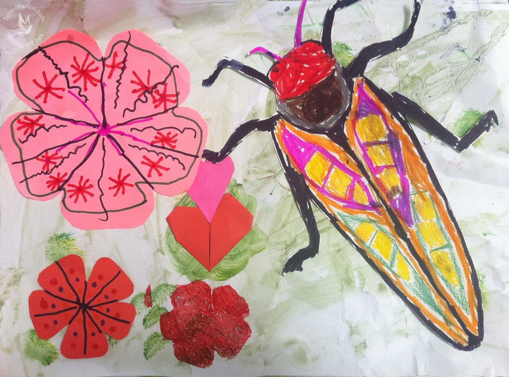 Cicadas Summer Project