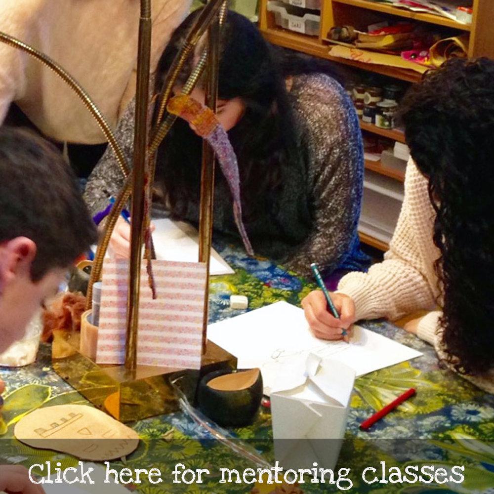 mentoring class