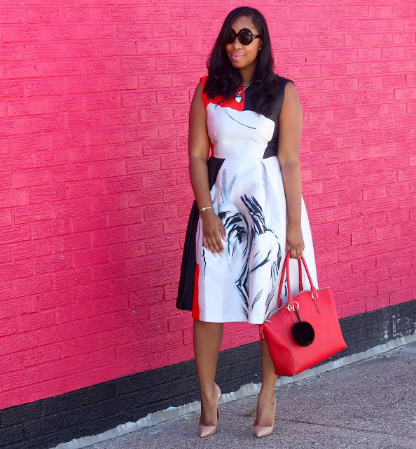 How To Take A Dress From Semi Casual To A Litttle Fancy Style Poise