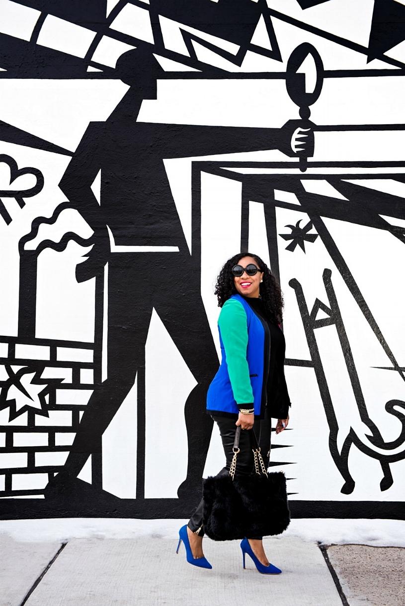 Style & Poise: vintage Blazer