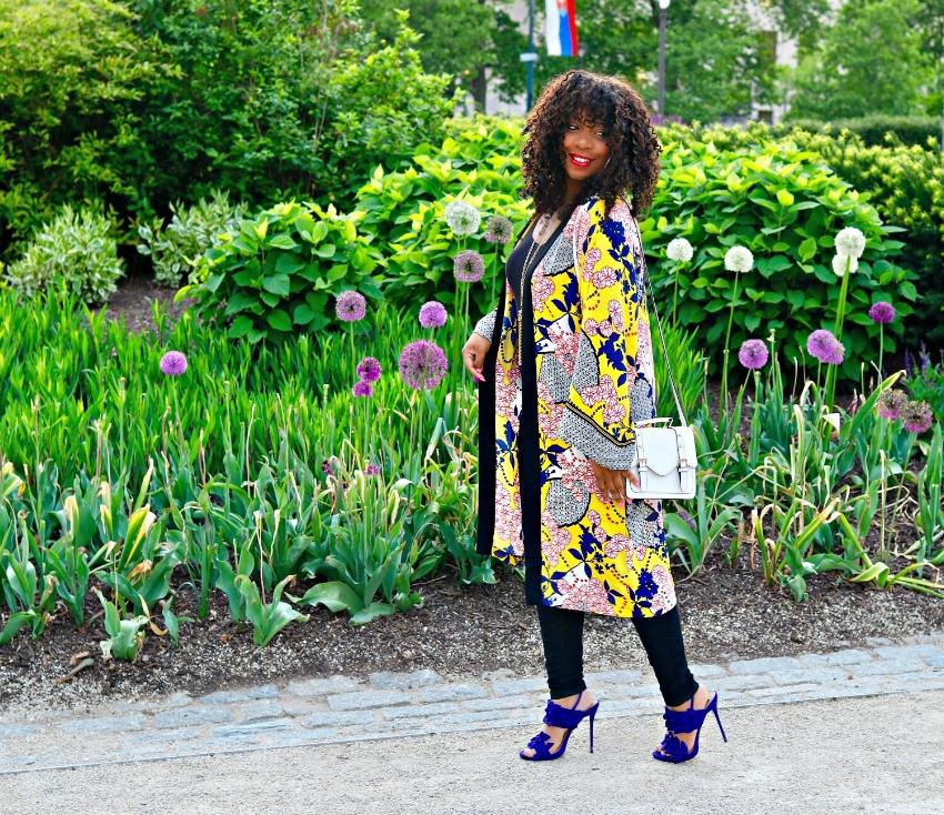 Style & Poise: Kimono