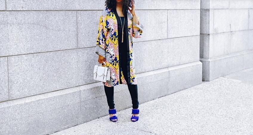 Style & Poise: Kimono Goodness