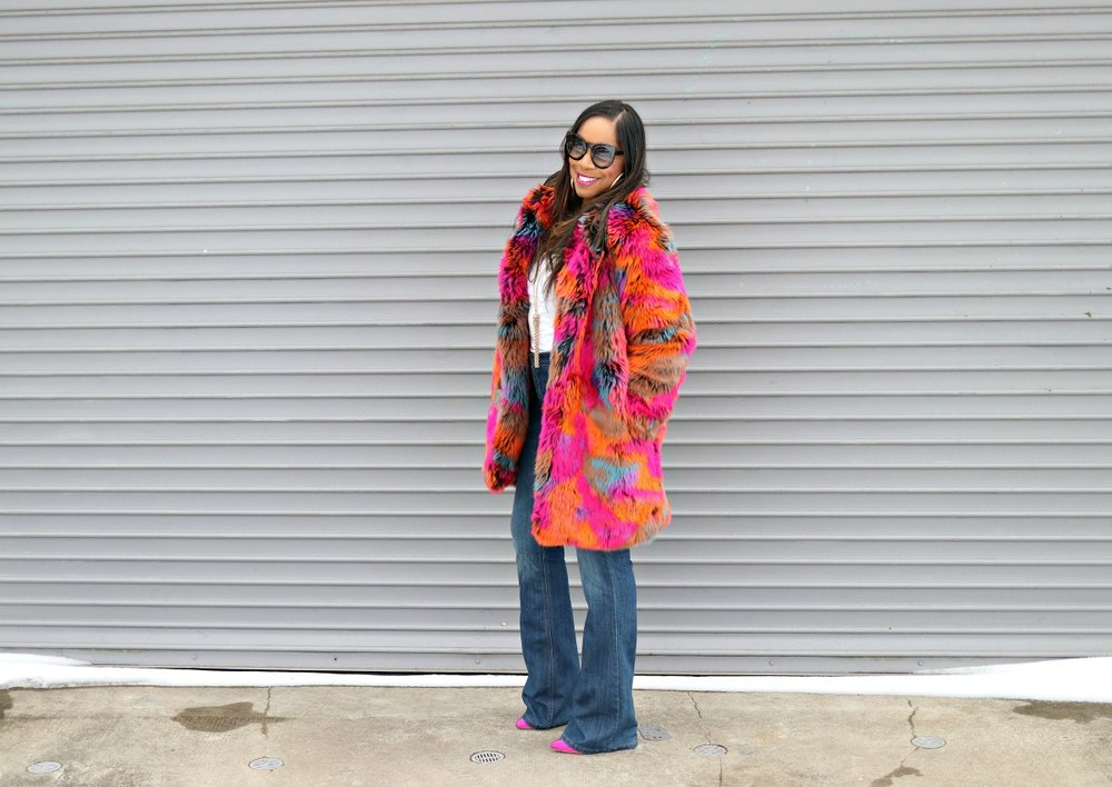 Candy Colored Fur