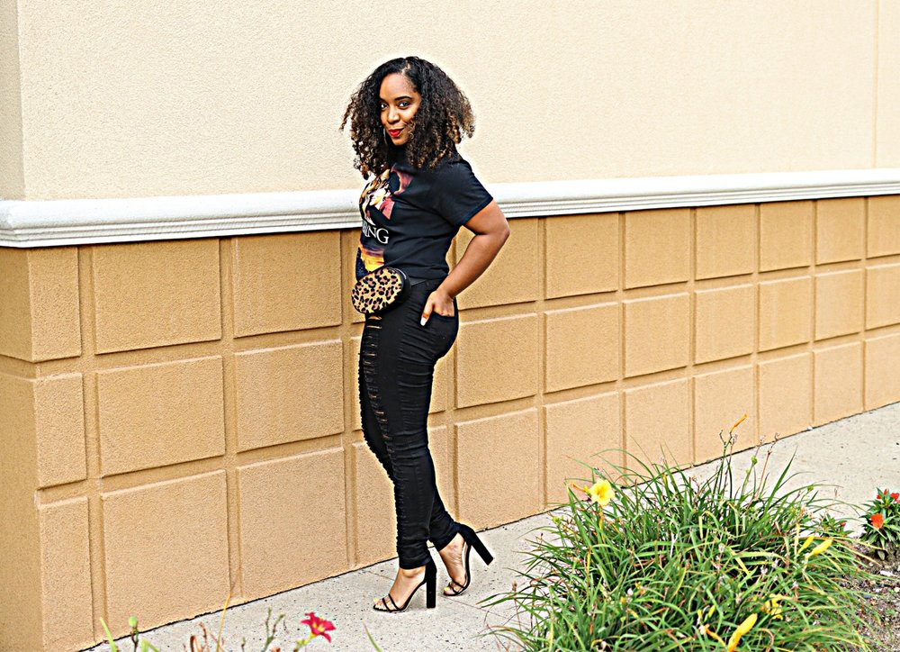 Fall Casual Style-Style & Poise