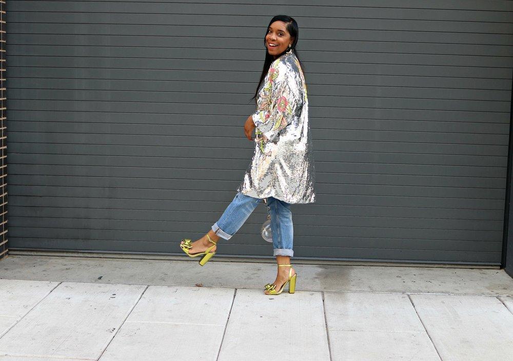 Sequin Fashion