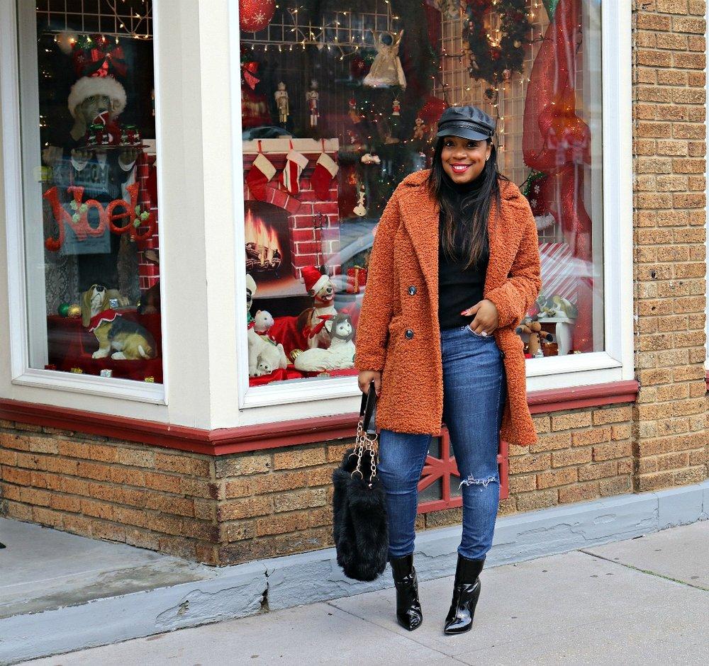 Winter 2019 Trends: The Teddy Coat