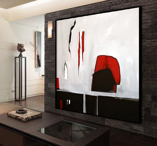 modern art home decor