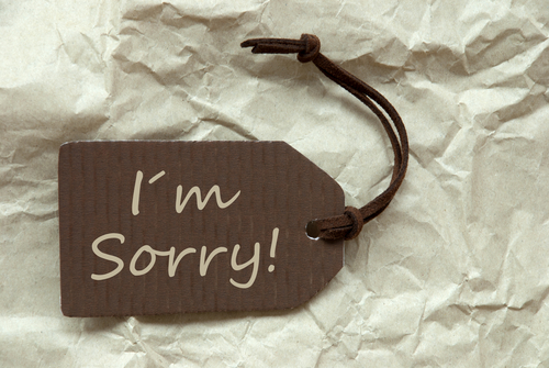 """Your Ex will not apologize for leaving you: Waiting for """"I'm Sorry."""""""