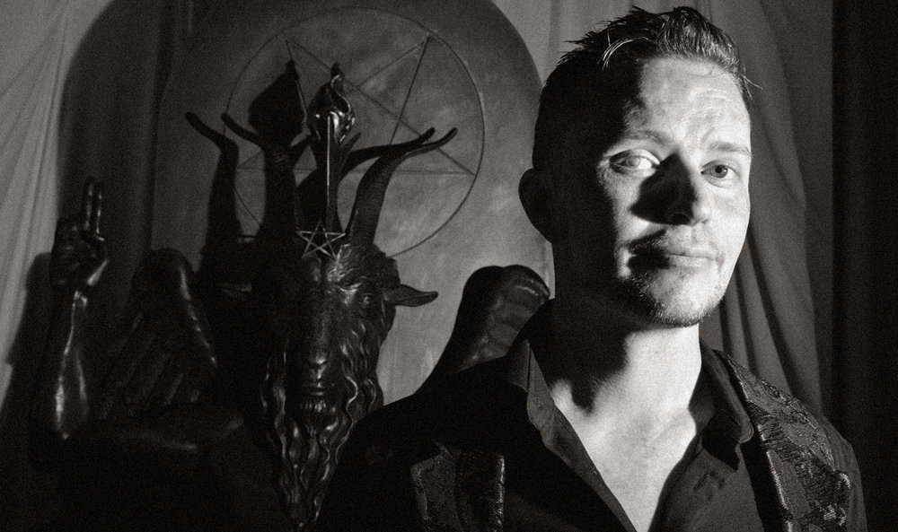 Lucien Greaves, is a social activist and the spokesman/co-founder of The Satanic Temple.