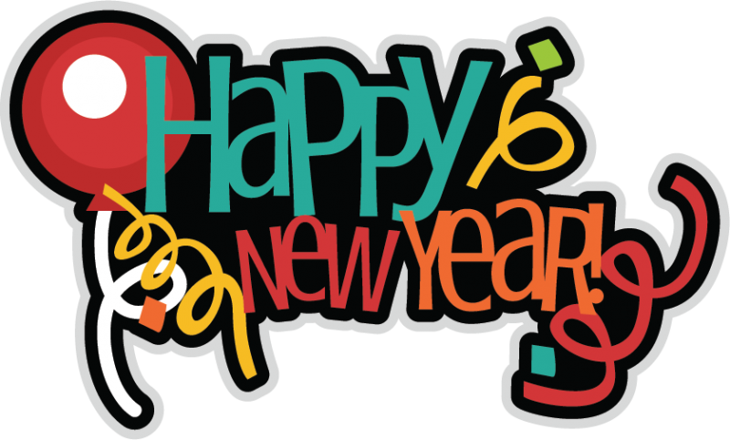 HAPPY NEW YEAR 2018! -