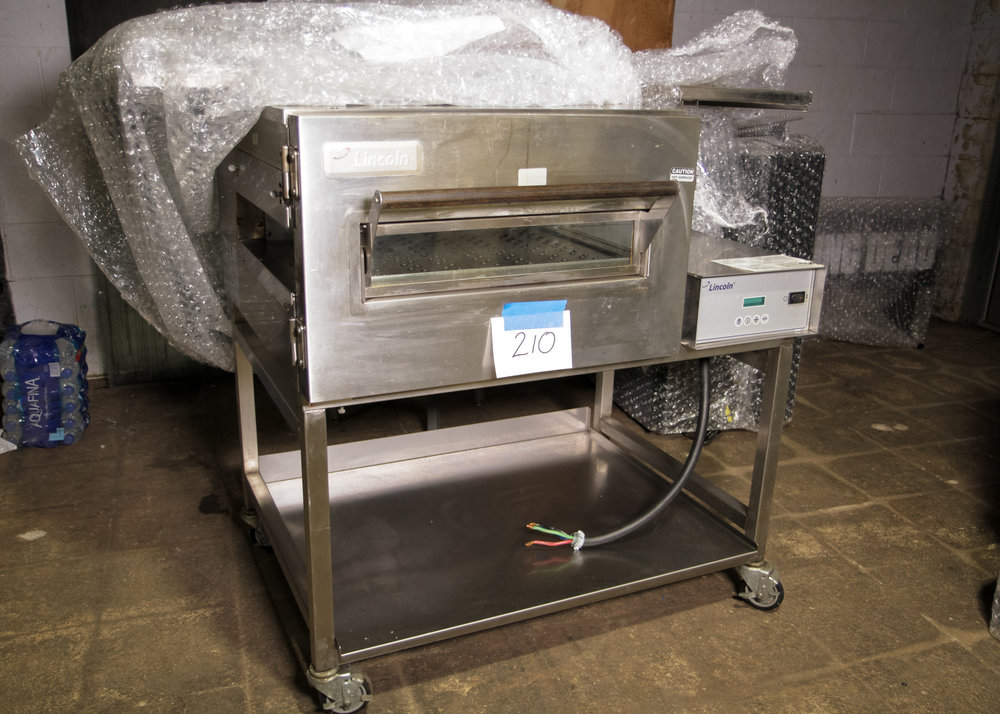 "Lincoln Impinger Electric Conveyor Oven (50"" Belt)"