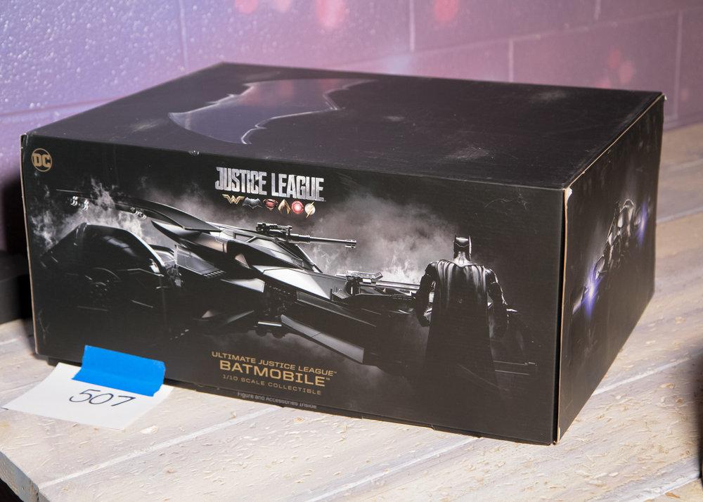 Special Edition Justice League Batman RC Car