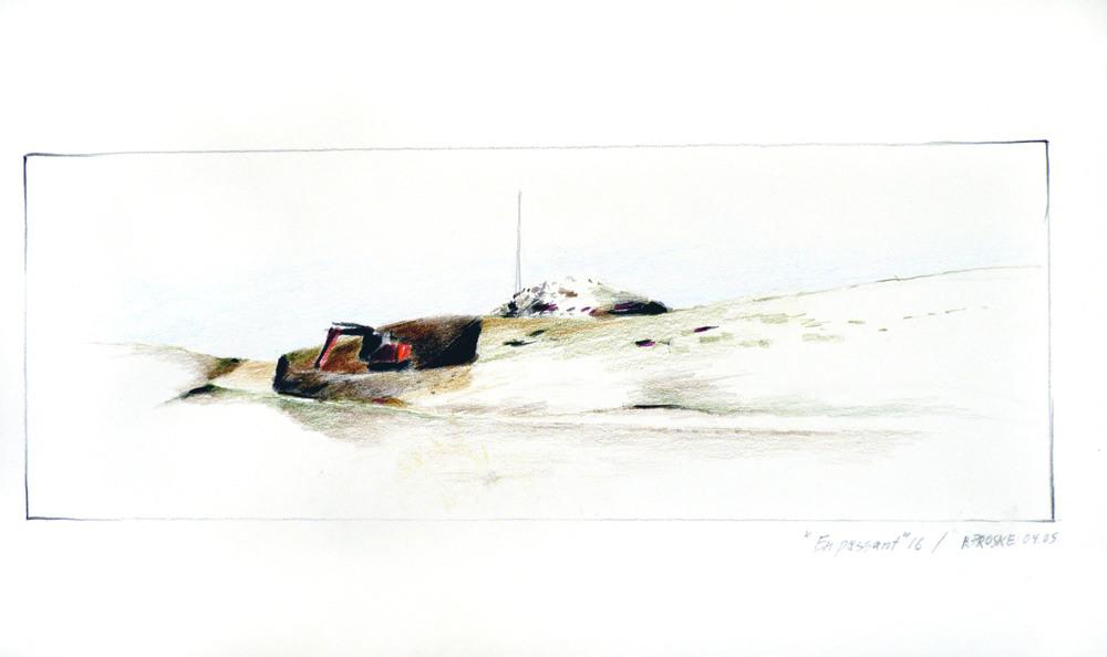 en passant 16,30 x 40. Farbstift:Papier, 2004.jpg