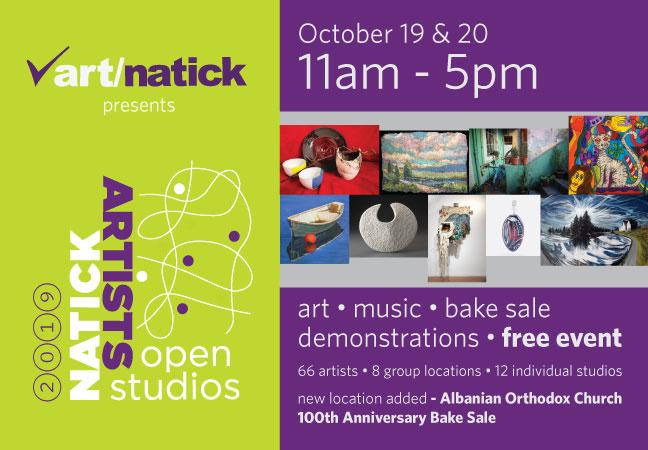Natick Artists Open Studios