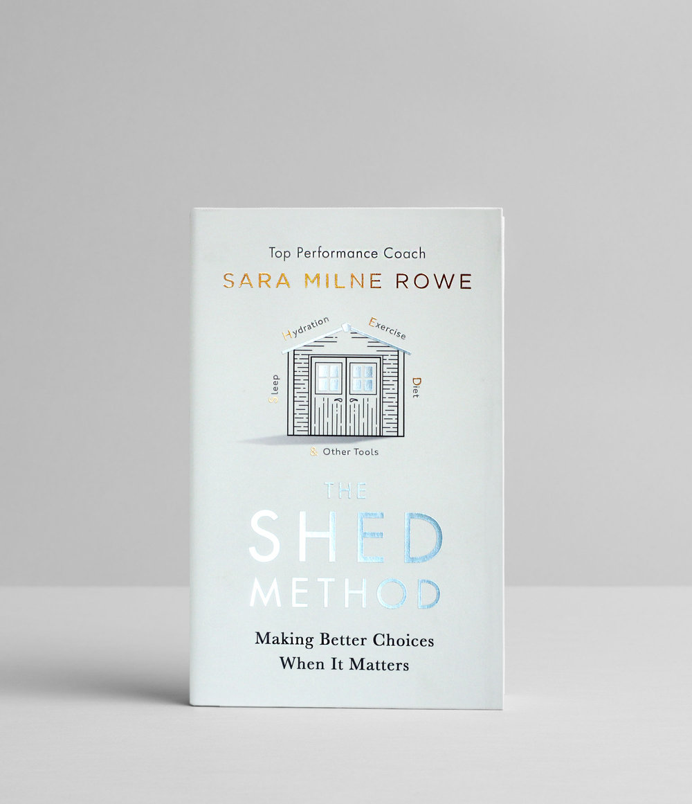 The SHED Method - The SHED Method is a ground-breaking series of practices, personal routines and rituals that can help you to make better choices in your everyday life.Learn More