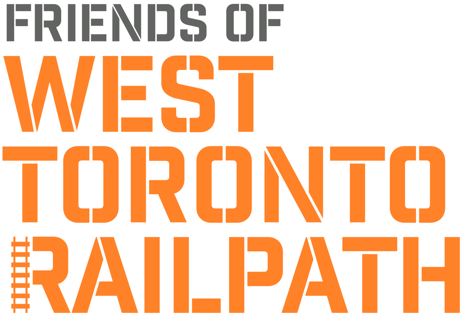 Friends of the West Toronto Railpath