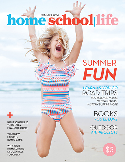 home/school/life magazine