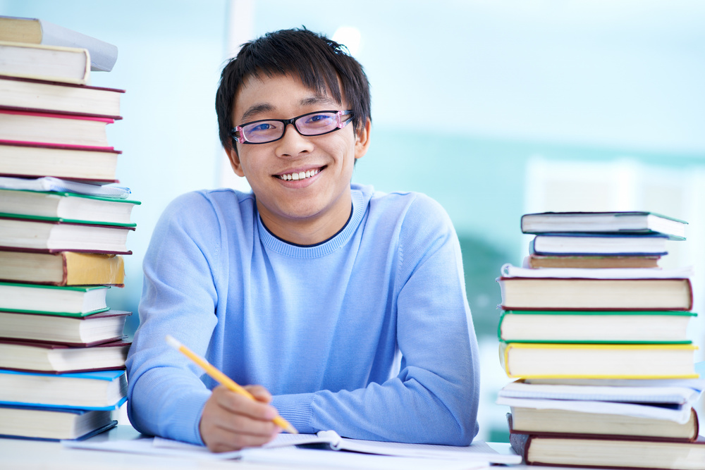Good tips for homeschooling high school.