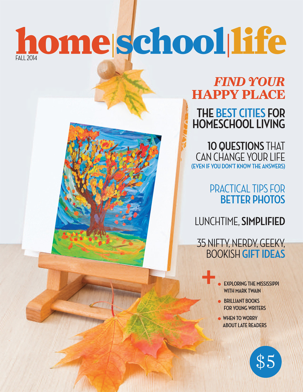 home/school/life fall 2014 issue