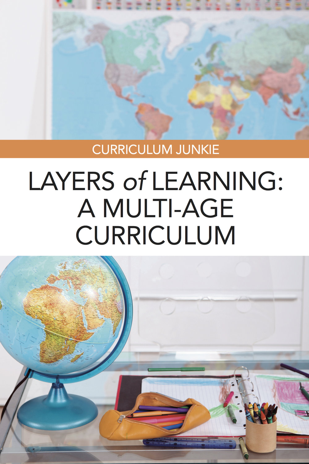 Layers of Learning is history-centric, unit study-style curriculum that's great across different age groups