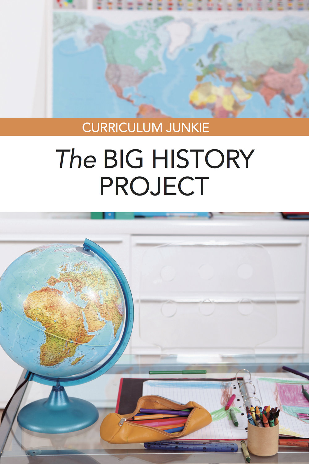 A High School History Curriculum that Asks Big Questions: The Big History Project