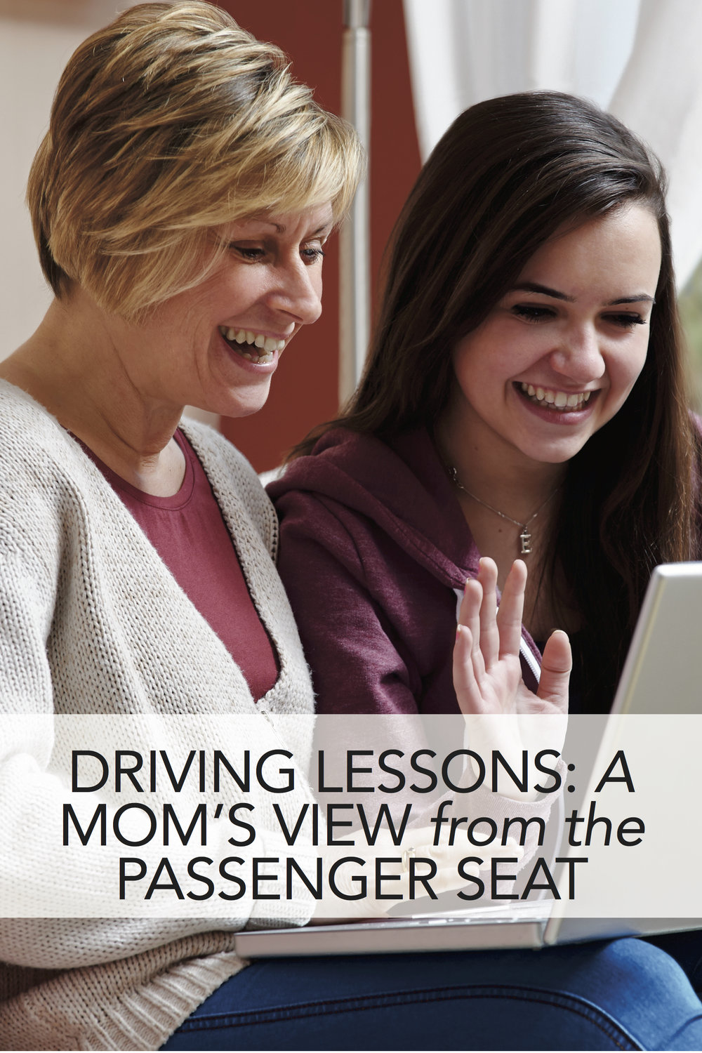 Driving Lessons: A Homeschool Mom's View from the Passenger Seat