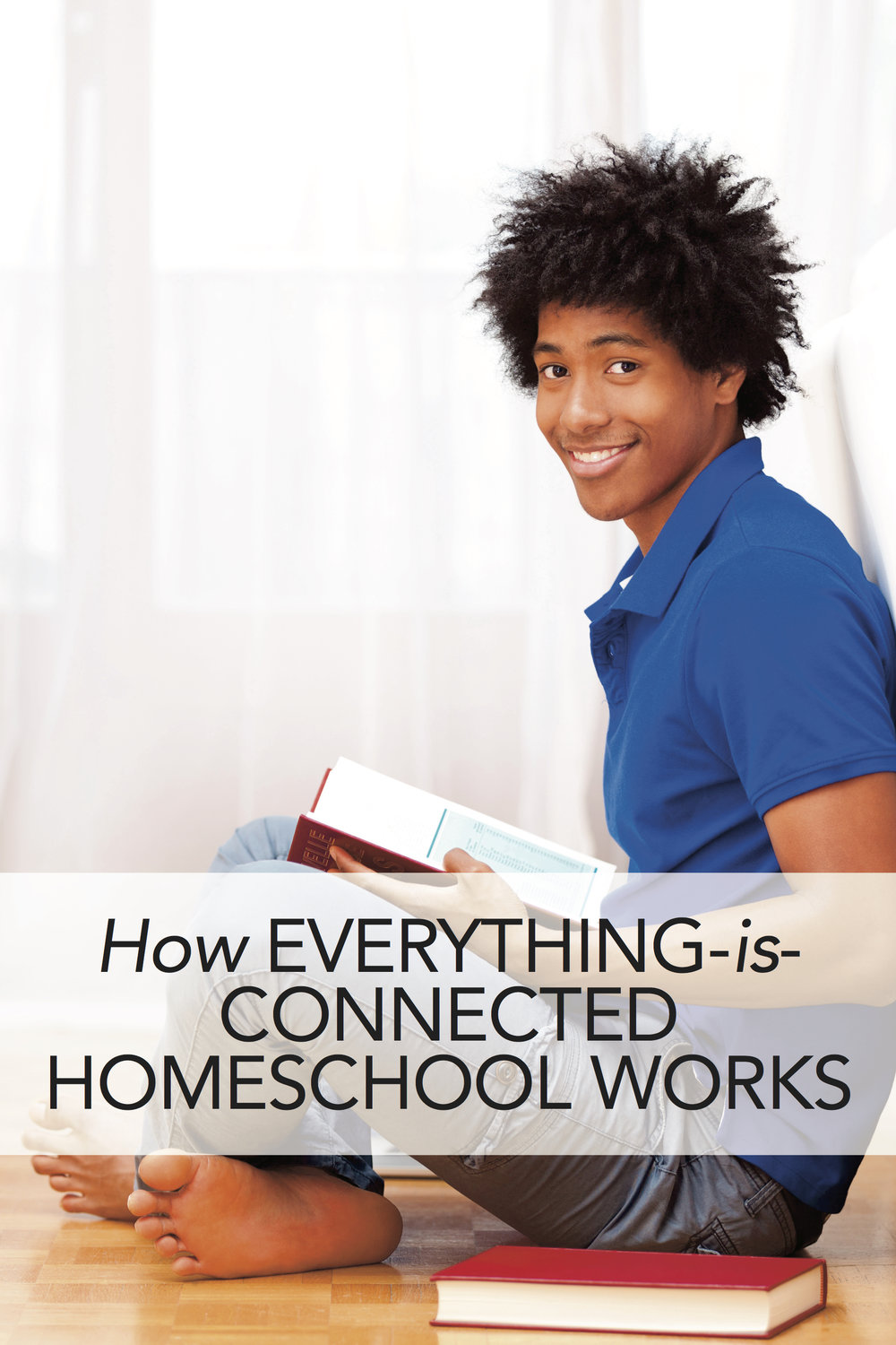 Sorting through Subjects in an Everything-is-Connected Manner of Homeschooling